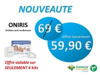 Oniris dispositif anti ronflement